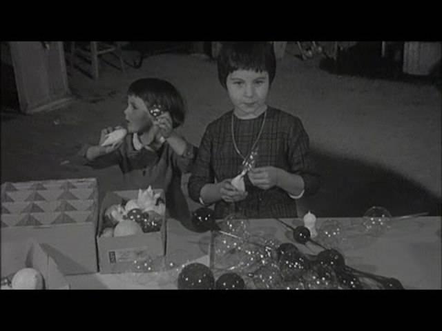 «Antenne» vom 24. Dezember 1965 zu Besuch in Sarnen