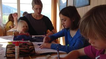 Projektwoche: Homeschooling-Familien aus der ganzen Schweiz organisieren jährlich ein gemeinsames Lager