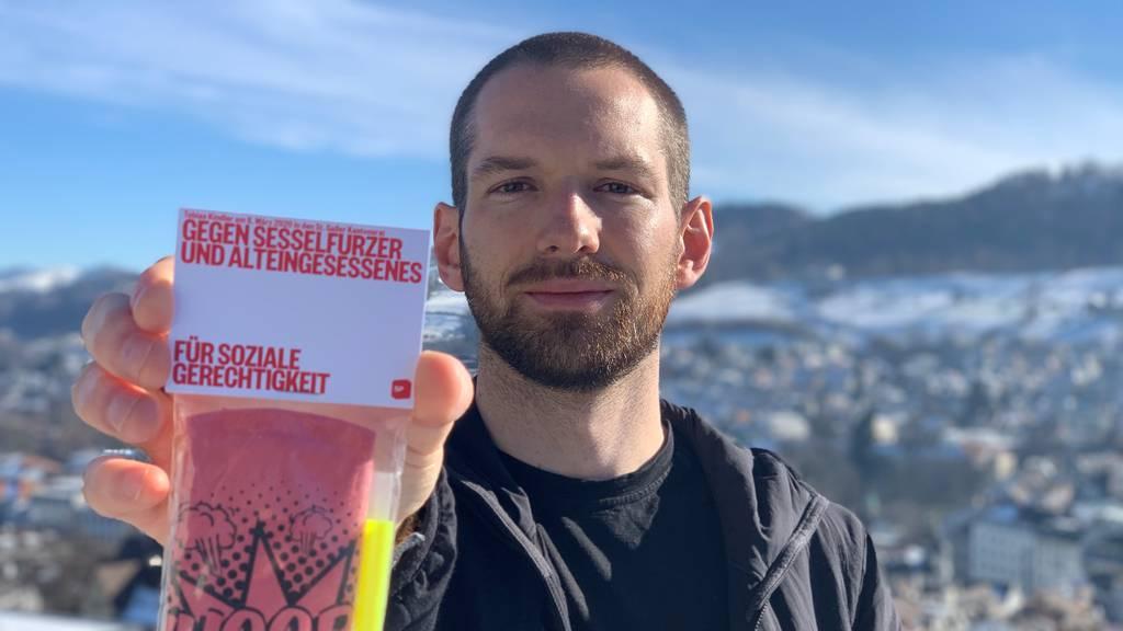 «Läbä und Stärbä im Thurgau»-Rapper geht mit St.Gallen fremd