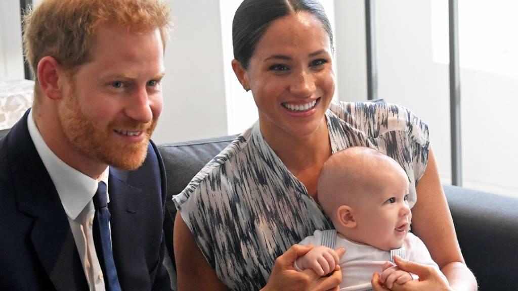 Queen gratuliert Harry und Meghans Sohn Archie zum zweiten Geburtstag
