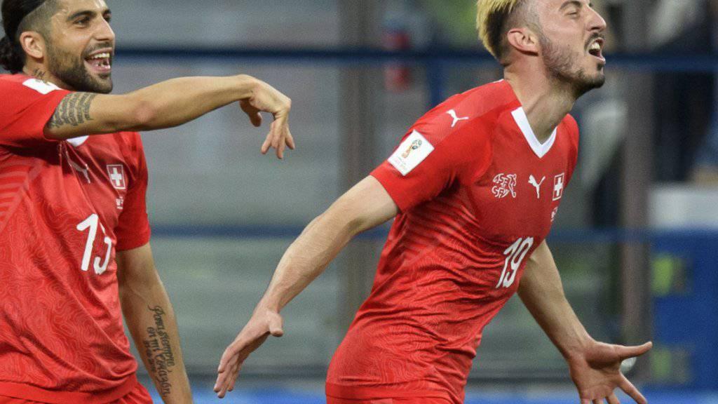 Josip Drmic und der lange Weg zum WM-Tor