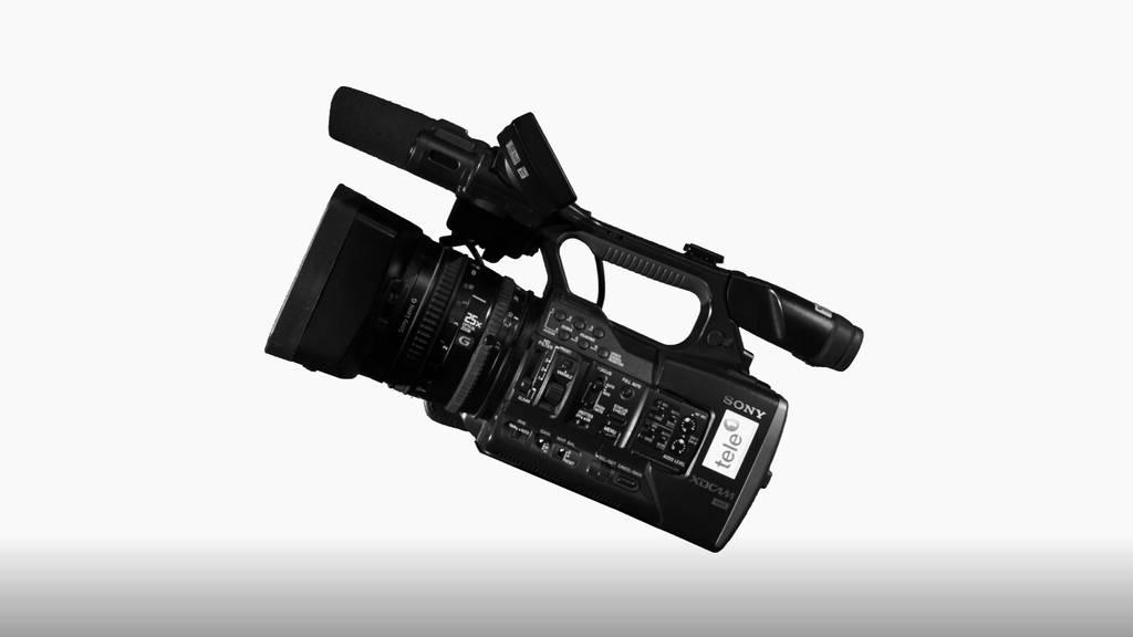 Gesucht: Videojournalist!