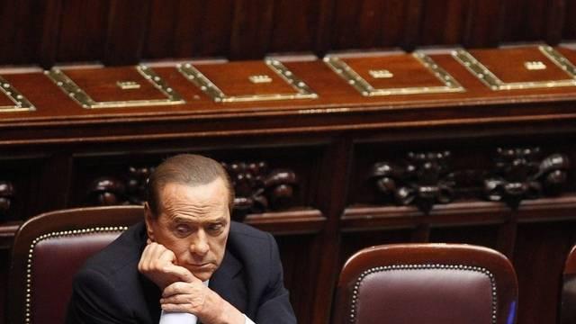 Keine Lust mehr an der Politik: Silvio Berlusconi (Archiv)