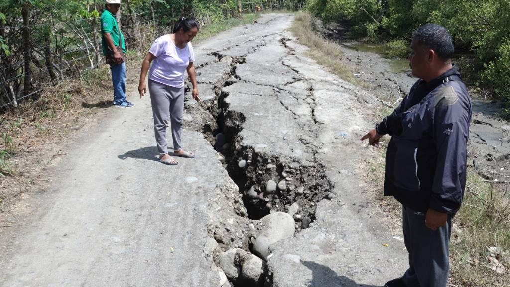 Fünf Tote bei neuem Erdbeben auf Philippinen