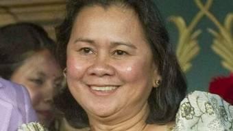 Cecilia Flores-Oebanda wird mit dem Prix Caritas 2011 geehrt (Archiv)