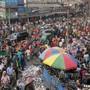 Keine andere Metropole wächst schneller: 1980 hatte Dhaka, die Hauptstadt von Bangladesch, drei Millionen Einwohner, heute sind es über 18 Millionen. iStock
