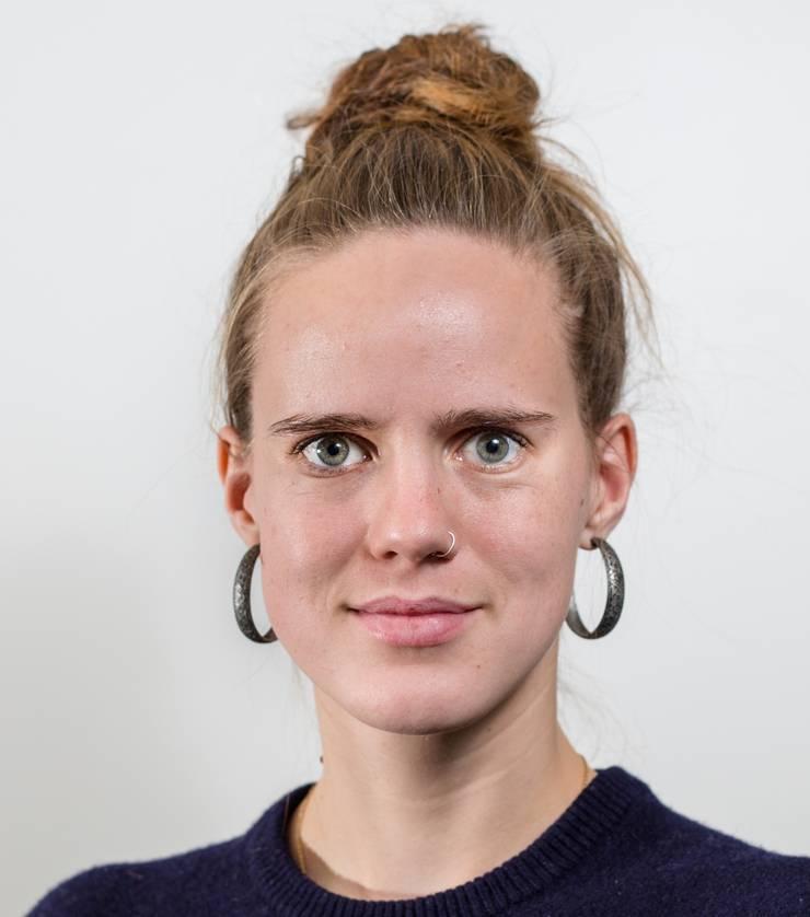 Daria Frick, Praktikantin Ressort Kultur