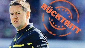 Fertig Buhmännerspiel: 4 von 12 Schweizer Fussball-Schiedsrichter hören auf