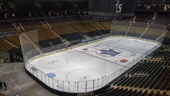 Die Eisfelder bleiben auch in der NHL weiter verwaist