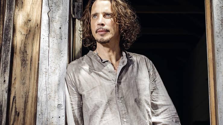 Soundgarden-Sänger Chris Cornell nahm sich im Mai 2017 nach einem Konzert in einem Hotelzimmer in Detroit das Leben. (Archivbild)