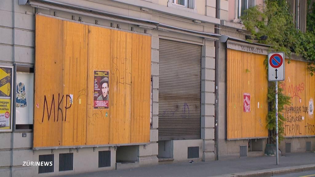 Vorsichtsmassnahme: Ladenbesitzer schliessen Geschäfte wegen Tag der Arbeit