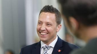 Christian Imark (SVP) wird am 17. November wieder bei den Ständeratswahlen antreten.