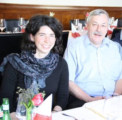 Rosmarie Joss und Rolf Steiner sind für die SP in den Kantonsrat gewählt worden