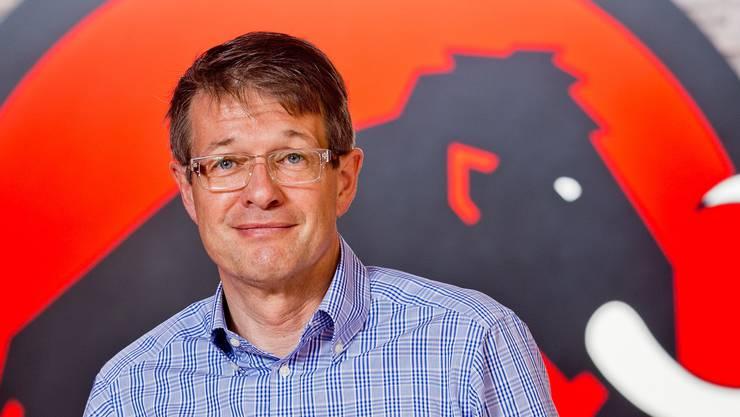 Mammut-CEO Rolf Schmid: Die fetten Jahre sind vorbei.