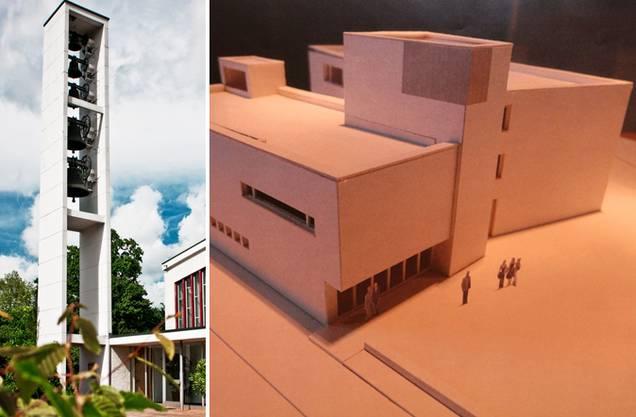 Auf dem Areal sollten nebst einer neuen auch Wohnungen entstehen.