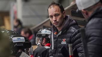Coach Zahner verlässt die Red Lions per Ende Saison.