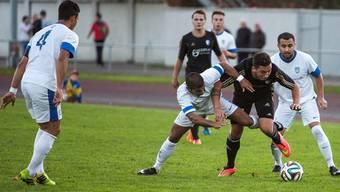 Lenzburg und Wohlen U23 – zwei positive Überraschungen der bisherigen Saison im direkten Duell.