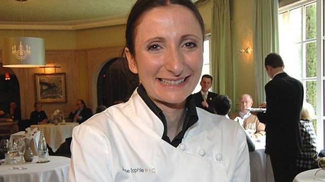 Anne-Sophie Pic gilt als beste Köchin Frankreichs (Archiv)