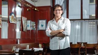 «Dass der Gast zufrieden ist, ist das Wichtigste für mich»: Paula Kuhn war bei ihrer Arbeit mit Leib und Seele dabei.