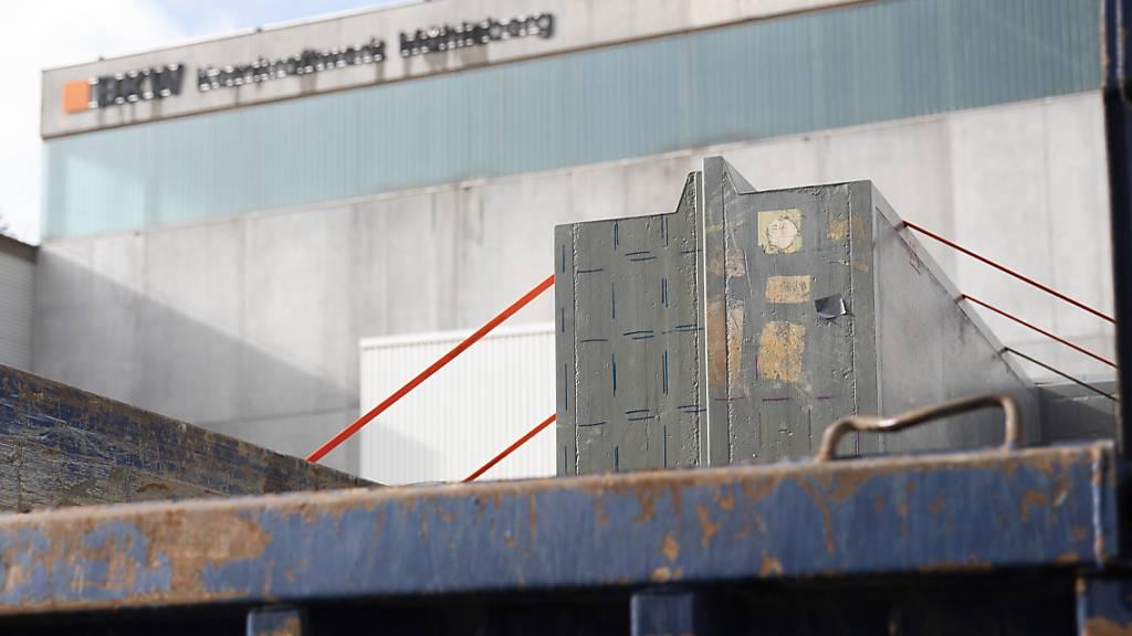 BKW reisst Atomkraftwerk Mühleberg planmässig ab