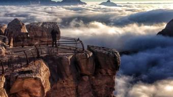 Beim Helikopterabsturz im Grand Canyon West in den USA kamen drei britische Touristen ums Leben.(Symbolbild)