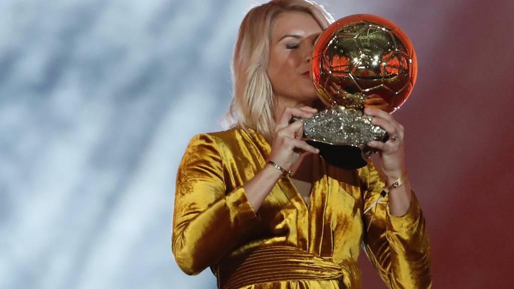 Sexismus-Skandal am «Ballon d'Or»