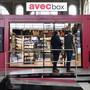 Im April testete Valora einen ersten kassenlosen Shop im Zürcher HB.