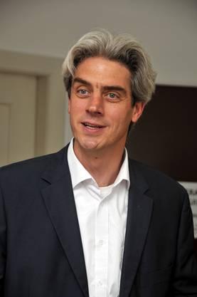 Christoph Marty von der az-Unternehmensleitung