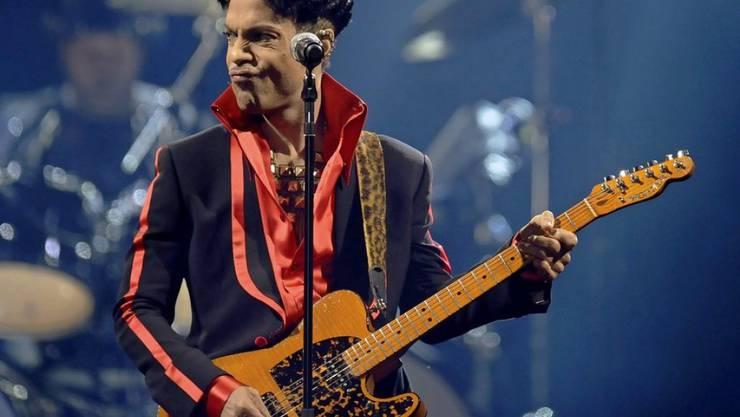 Nach Facebook, Twitter und Youtube zeigt Prince jetzt auch Spotify die kalte Schulter (Archiv)