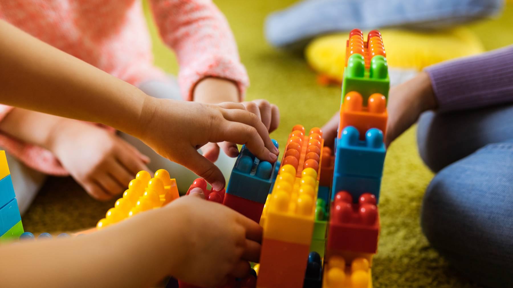 Kita, Kindertagesstätte, Spielgruppe