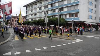 125 Jahre Stadtmusik Dietikon und Regionalmusiktag