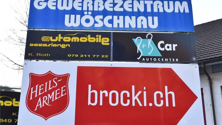 Wer in die nächste Heilsarmee will, muss nach Wöschnau.