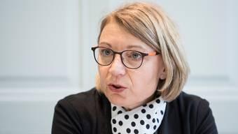 Yvonne Feri will den Aargau als Ständerätin vertreten.