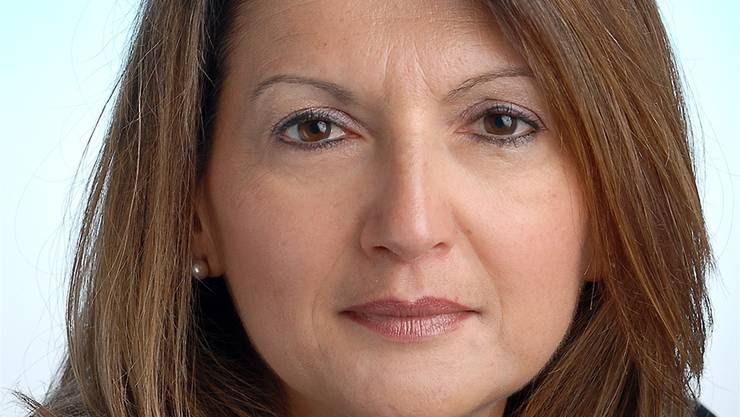 Maria Giovanna Suter (53), parteilose Spontankandidatin für den Gemeinderat: «Ich werde noch kräftig die Werbetrommel rühren müssen, damit die Leute wissen, wer ich bin.»