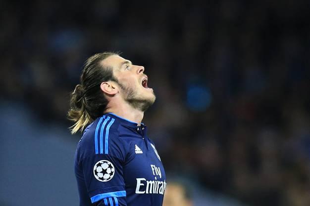 Gareth Bale von Real Madrid.