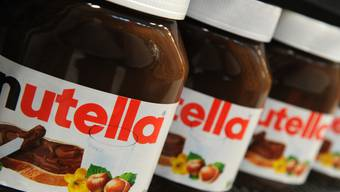Futterneid: Der Verkauf von Nutella zu Dumpingpreisen führte zu Randalen in französischen Supermärkten. (Symbolbild)