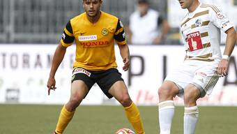 Loris Benito misslang das Meisterschafts-Debüt mit den Young Boys gründlich: Gelb-Rote Karte nach 64 Minuten