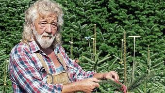 «Es gibt auch einen Baum, wenn man das alles nicht macht, aber der wird nicht so schön», sagt Ulrich Holliger.