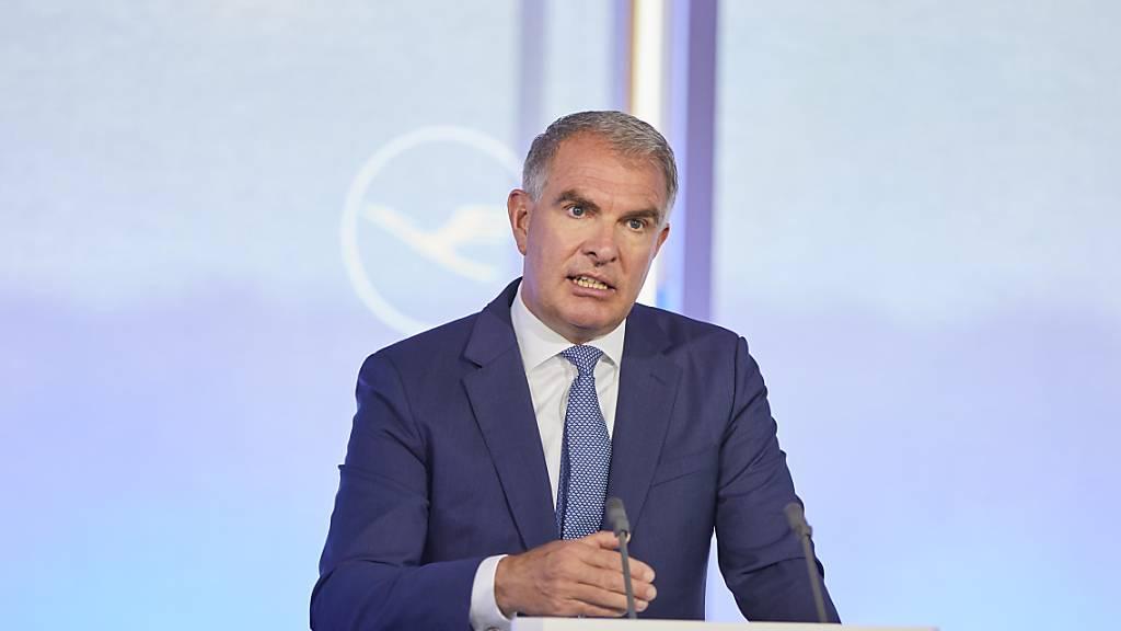 Lufthansa-Chef: Haben langen und kalten Winter vor uns