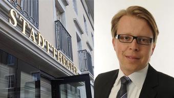 Florian Schalit wird neuer Verwaltungsdirektor vom Theater Orchester Biel Solothurn.