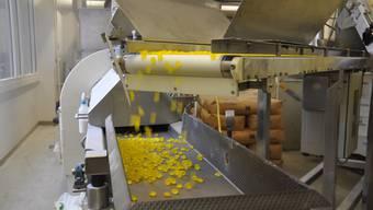 Maisstärke bringt das Gummibärli in Form
