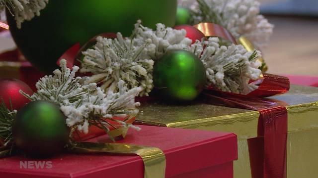 Bringt das Christkind die Geschenke?