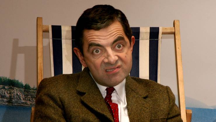 Mr. Bean im Element