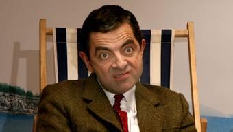 Mr. Bean im Element