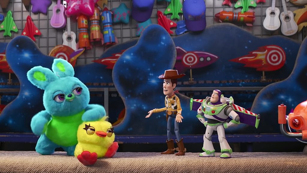 «Toy Story 4»