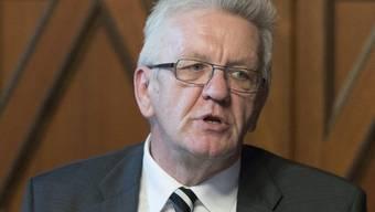 Winfried Kretschmann kritisiert die Schweiz.