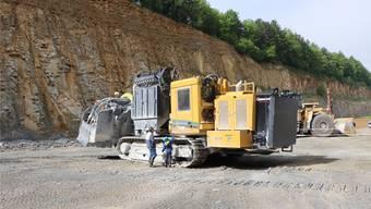 Die Jura-Cement-Fabriken AG (JCF) will ihren Steinbruch erweitern.