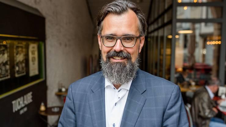 Dieter Wicki, neuer Militärchef im DGS.