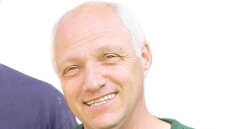 Stadtgärtner Thomas Weber