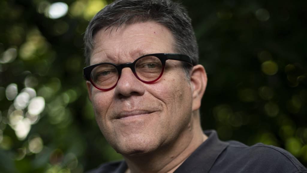 Ehre für St.Galler Schriftsteller: Christoph Keller erhält Alemannischen Literaturpreis